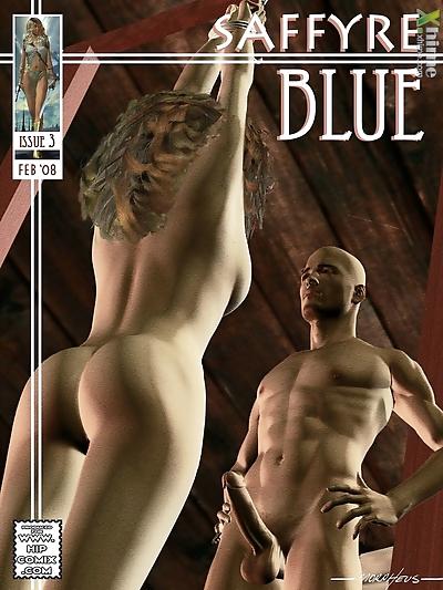Saffyre Blue 3