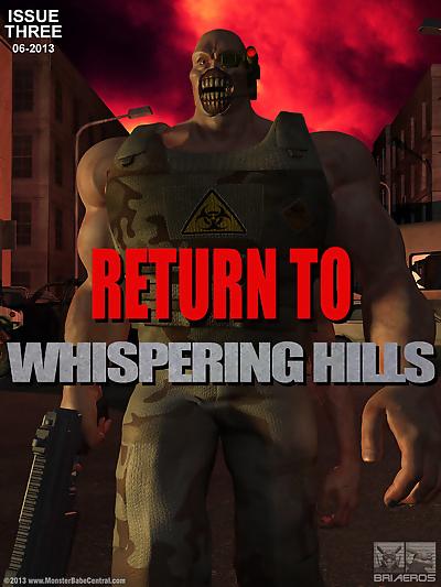 Return to Whispering Hills -..