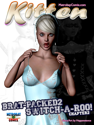 Brat-Packed 2: Switch-A-Roo!..