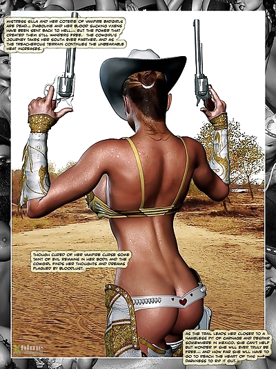 cowgirls and vampires 1-2