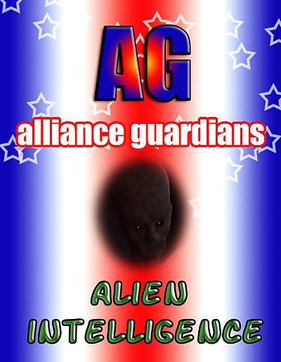 Allience Guardians - Alien..
