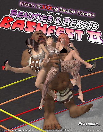 Beauties & Beasts - Bashfest..