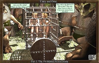 Fairy end Orc 1 - part 3
