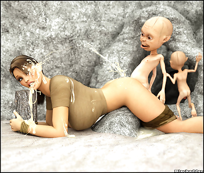 BlackAdder- Lara Croft-..