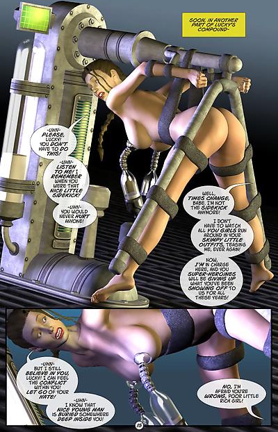 Justice Babes - Sidekick..