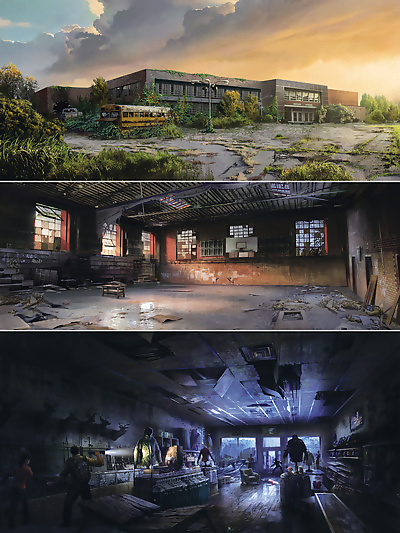 The Art of The Last of Us -..