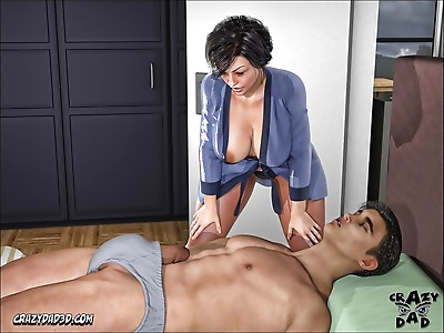 CrazyDad3D- Mother, Desire..