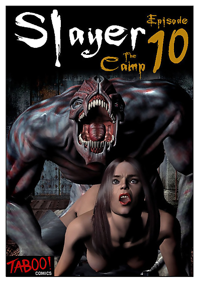 The Slayer - Issue 10