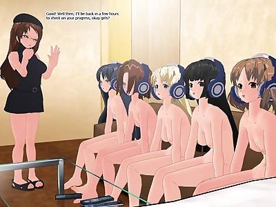 After Sex Teatime -..