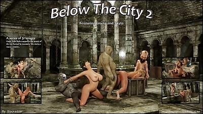 Below the City 1~6 - part 6