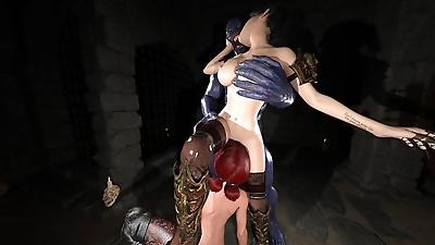 3DMidnight - Mistress - part 3