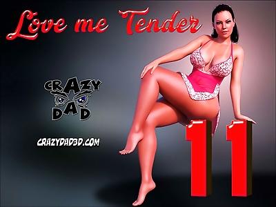 CrazyDad- Love me Tender..