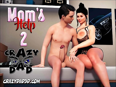 CrazyDad- Mom's Help 2