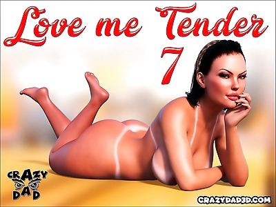 Crazy Dad- Love Me Tender 7