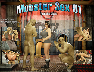 блекэддер монстр Секс 01