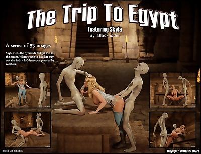 Blackadder- The Trip to Egypt