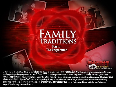 Family Traditions. Part 1-..