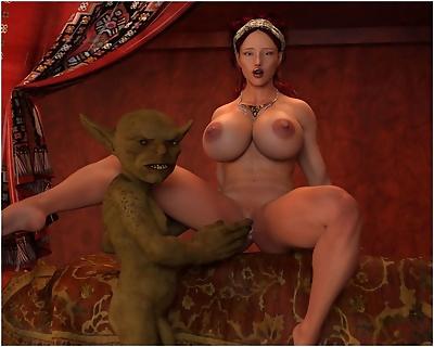 Captain Maia & The Goblin..