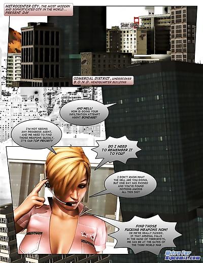 Mitru – Deadly Trap Issue 1