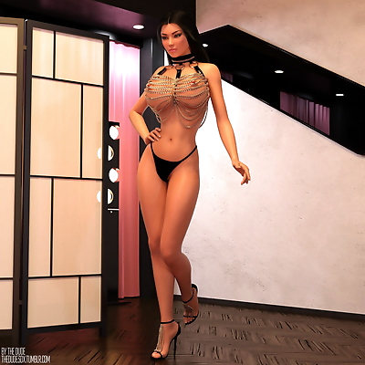 TheDude3DX – Tatiana And..
