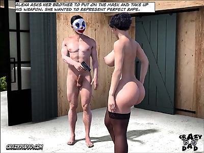 Crazydad3D- No way out! 10