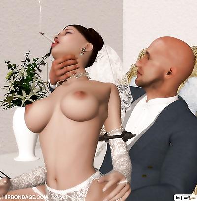 B69 Bondage Bride 1-3