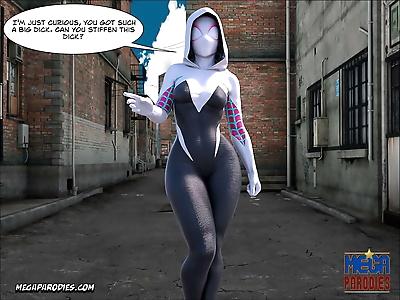 Spider Gwen x Rhino 2 - part 3
