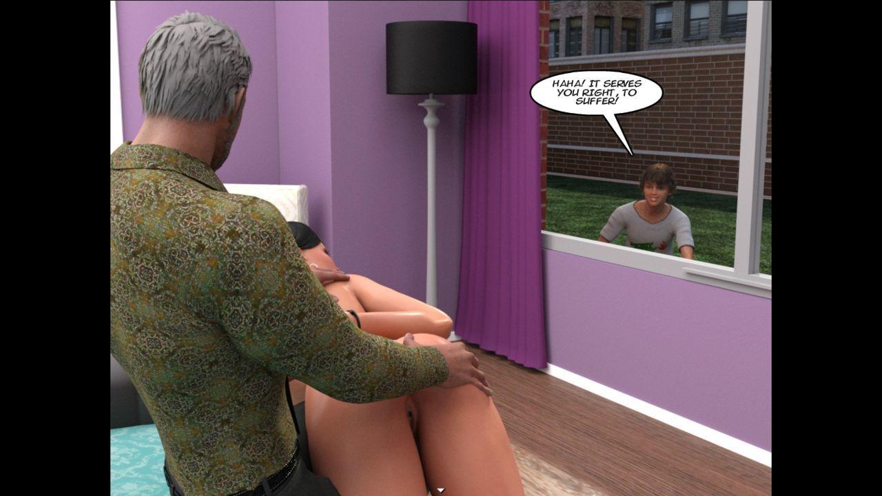 Incest story - Aunt - part 5
