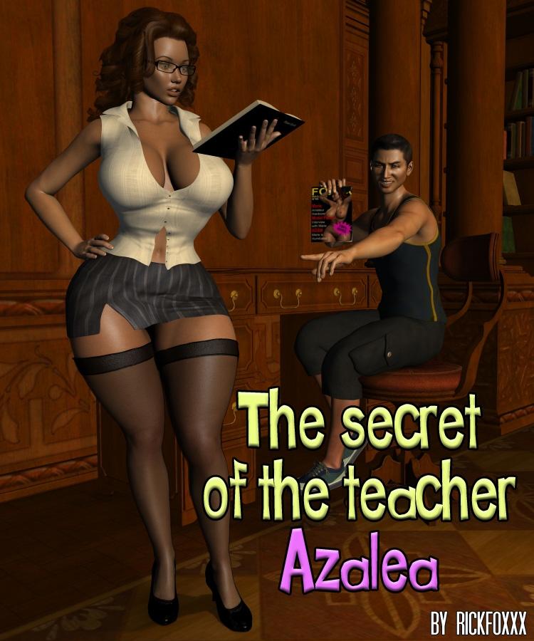 Secret of Teacher Azalea- Rickfoxxx