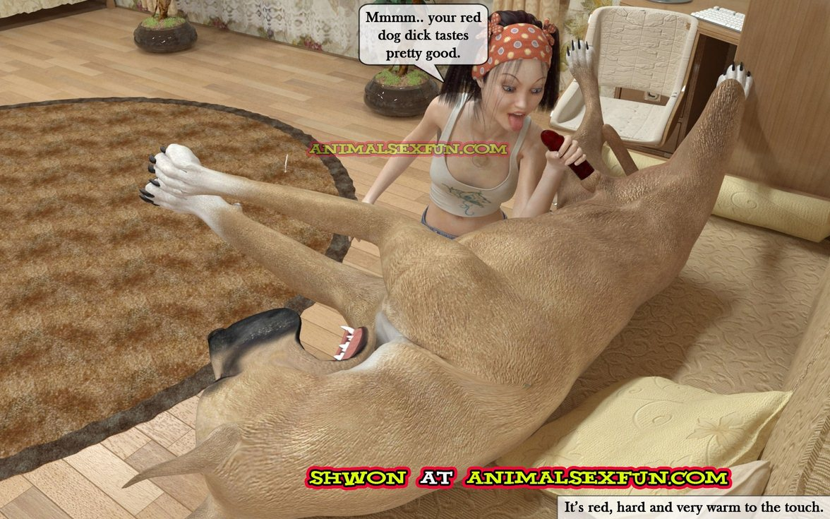 Animal Sex in Incest Family 2 - part 2