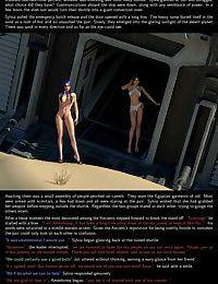 Secrets of The Pharaoh - Chapter 1-2