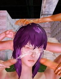 Tagosaku Majiwaranai Hazu no Futari no Sekai Ghost in the Shell - part 7