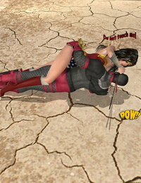 Wonder Woman - Son Of Perversion 1 - part 2